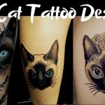 Cat tattoo Designs Idea & Most loved cat tattoos in 2019