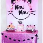 Kitten Birthday Party