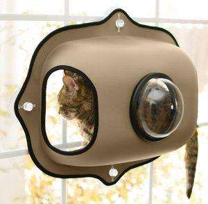 K&H PET PRODUCTS EZ Mount Window Bubble Pod