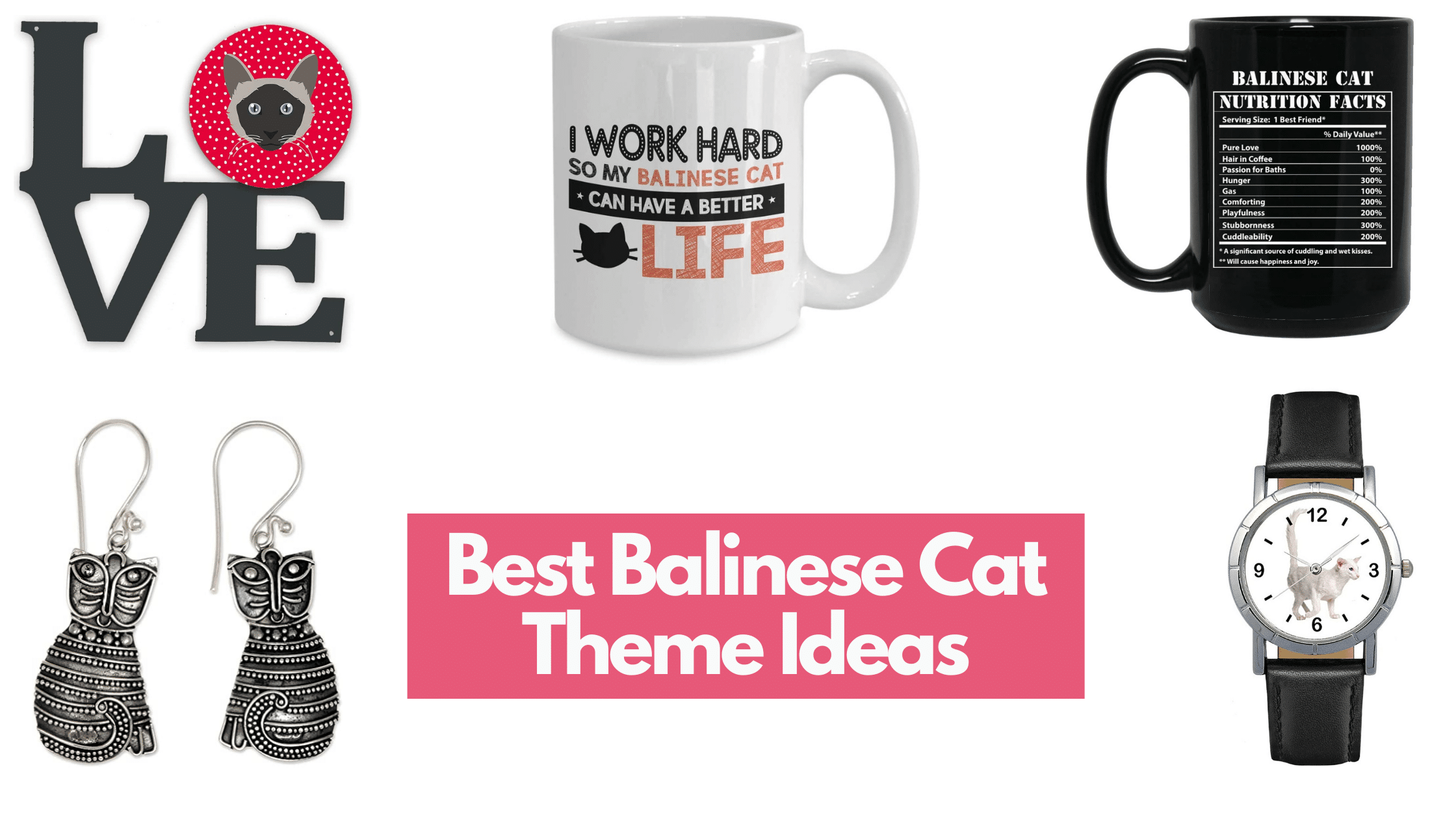 Best Balinese Cat theme