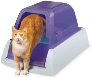 PetSafe ScoopFree Ultra Automatic Self Cleaning Hooded Cat Litter Box